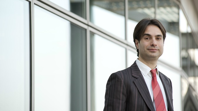 Professor Vangelis Souitaris has been appointed Full Professor for Entrepreneurship and Innovation with effect from 1 February 2018.
